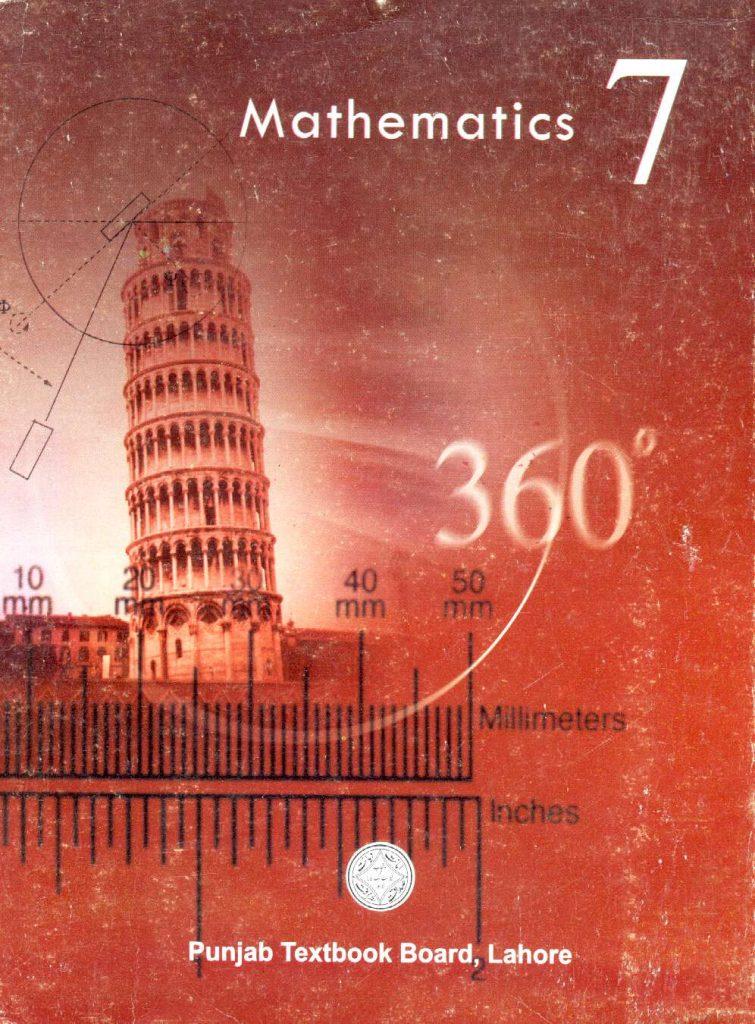 7th Class Mathematics Book Free Download In PDF
