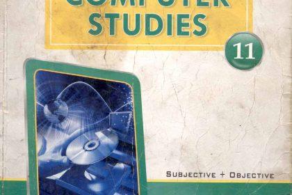 Computer Studies Book 11th