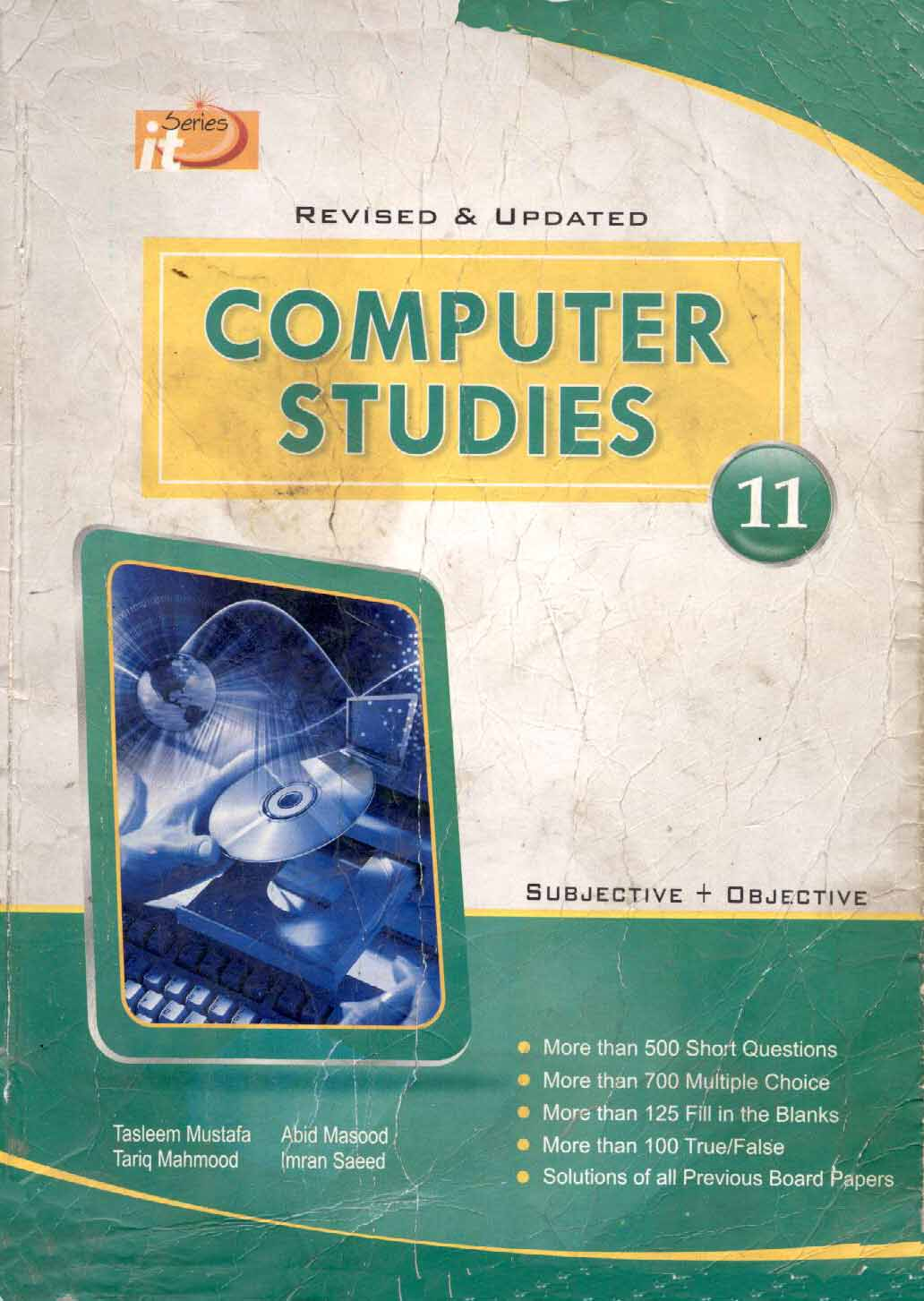 Computer Studies Book 11th