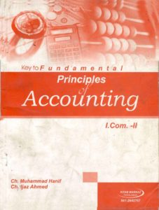 Key Book for Principles of Accounting Part 2