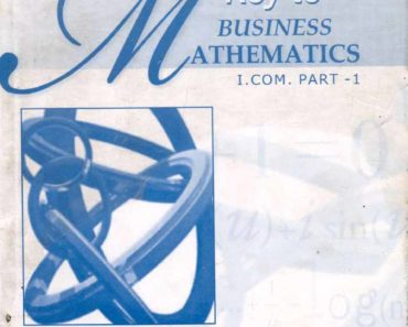 Business Mathematics I.Com