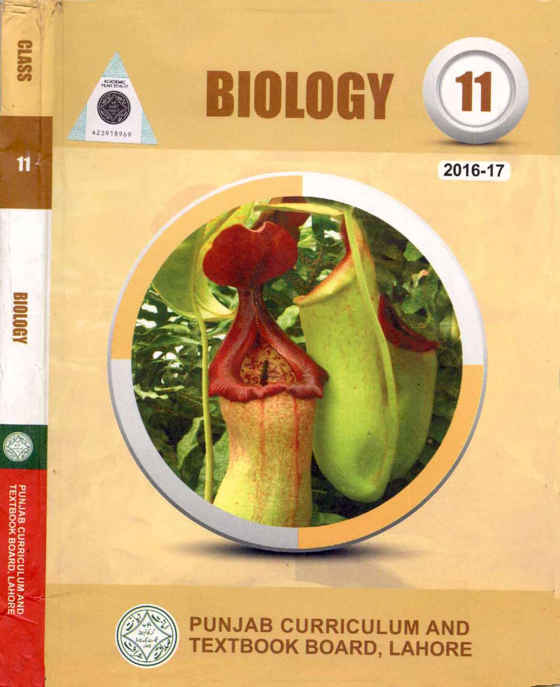 1st year Biology book