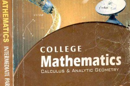 FSC part 2 math book pdf download