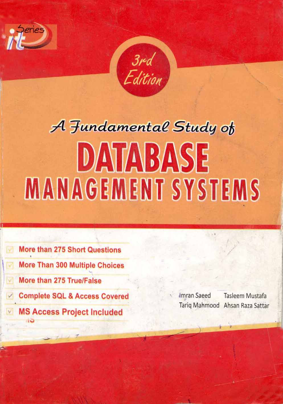 Free Download Database Management System Book In Pdf