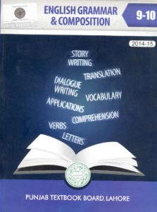 English Grammar and Composition 9th, 10th Free Download From Freebooks.pk