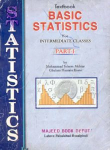 Basic Statistics Part 1 for 11th Class Free Download From Freebooks.pk
