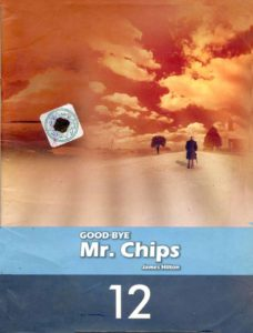 Good-Bye Mr. Chips for 12th Class Free Download in PDF