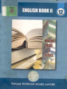 English Book 2 for 12th Class Free Download in PDF