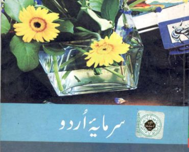 2nd year urdu book (Sarmaya-e-Urdu