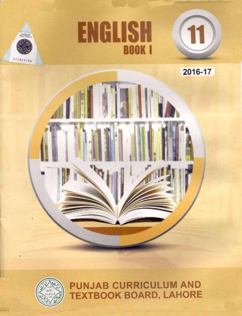 English Book 1 For 11th Class Free Download In PDF