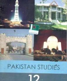 Pakistan Studies (English) for 12th