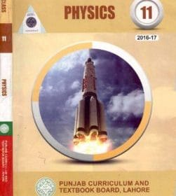 FSC 1st Year Physics Book PDF