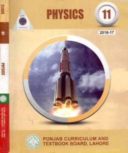 FSC 1st Year Physics Book PDF