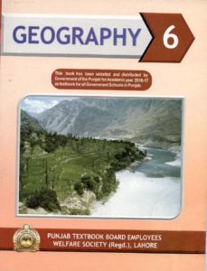 6th Class Geography Book (Freebooks.pk)
