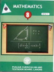 8th Class Mathematics Book (Freebooks.pk)