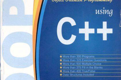 Object Oriented Programming (OOP) using C++