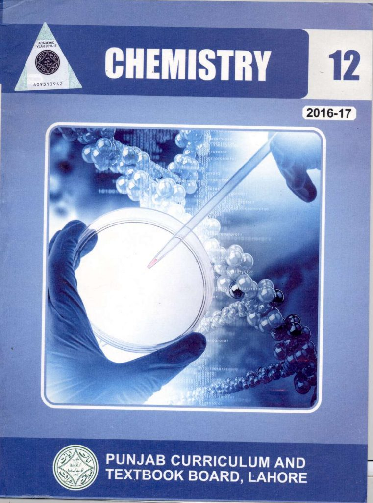 Chemistry Part 2 For FSC 2nd Year Free Download In PDF