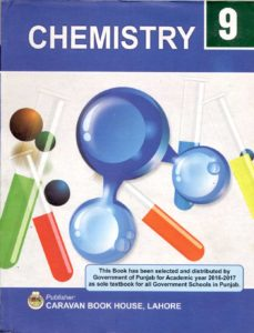 Chemistry 9th Class Book (English Medium)