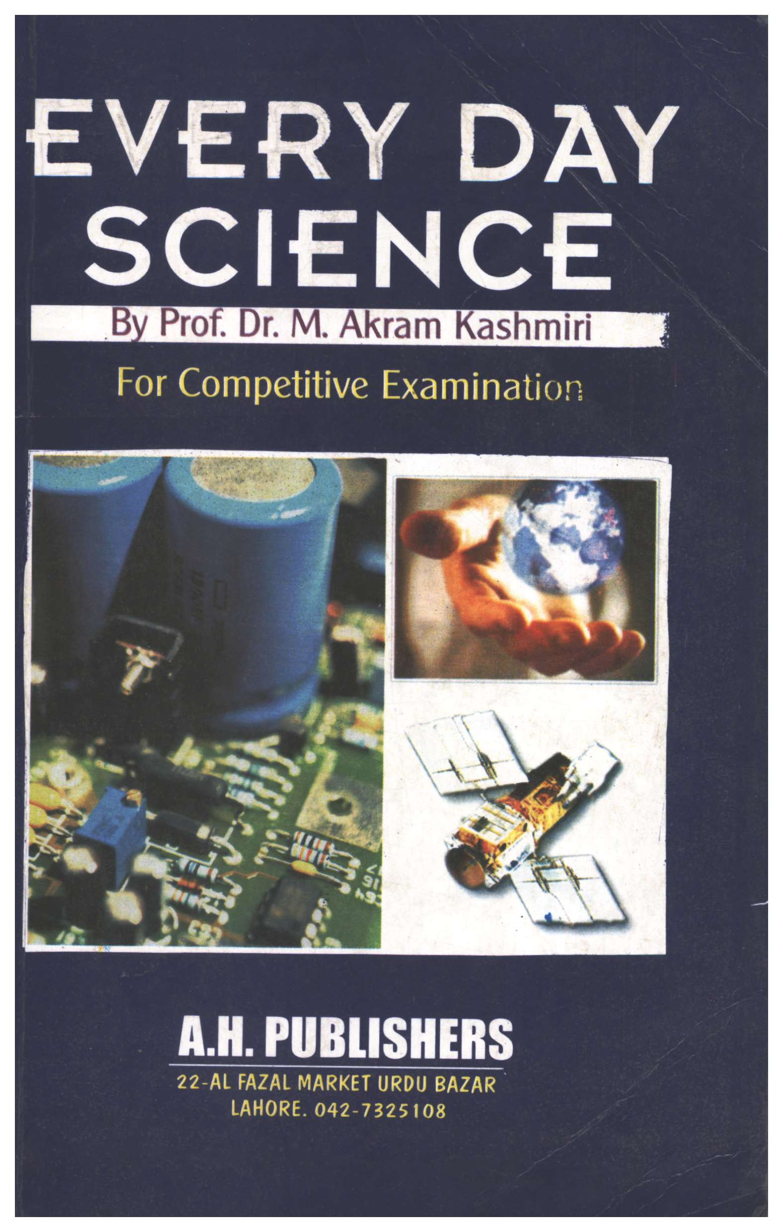 EVERY DAY SCIENCE Book Free Download
