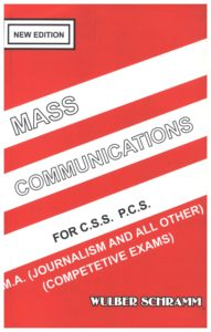 Mass Communications by Wilbur Schramm Download Free Book 1