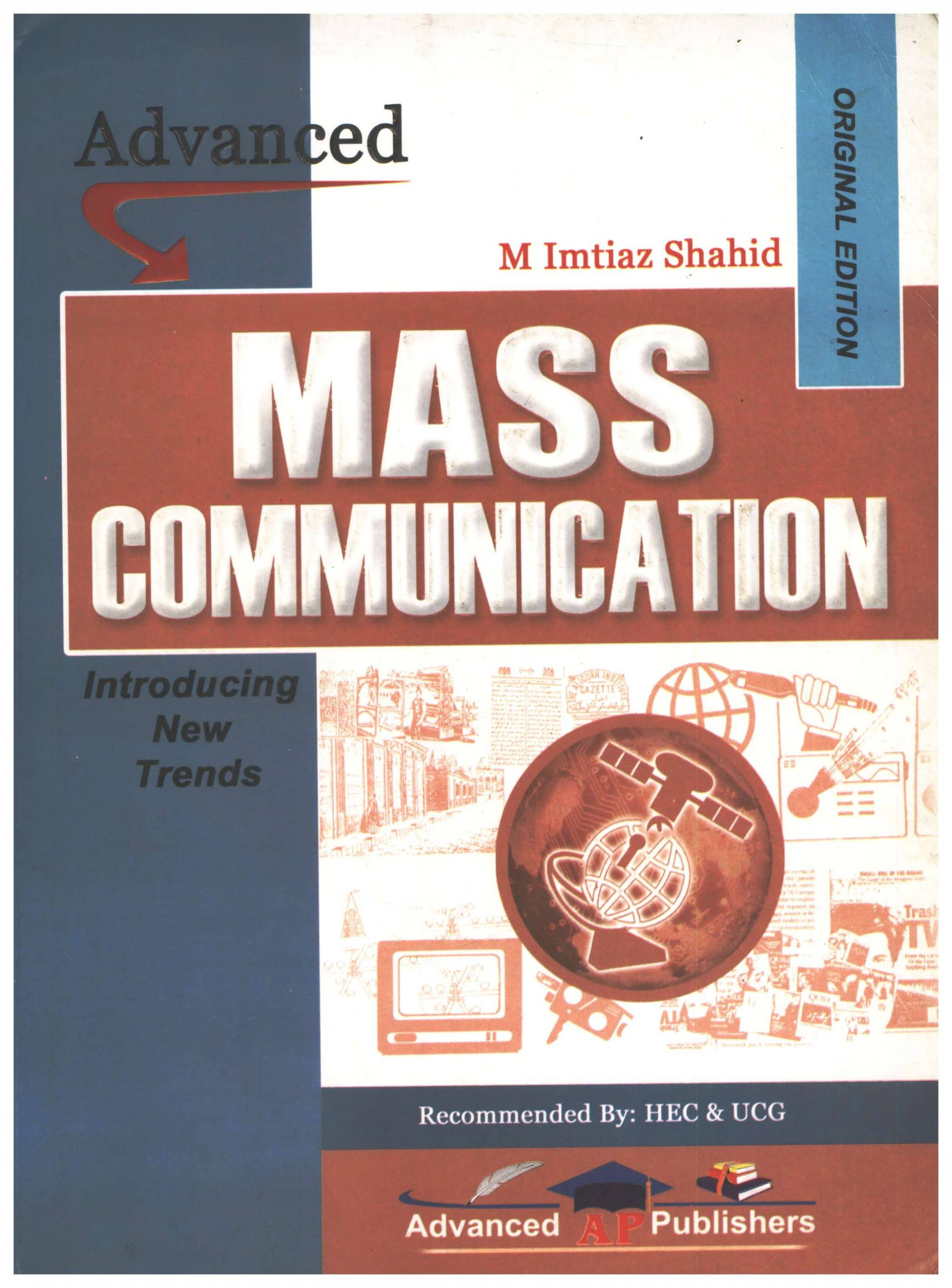 Mass Communication M. IMTIAZ SHAHID