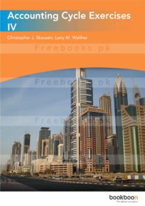 Accounting Cycle (Exercises IV) Free Download Book 1