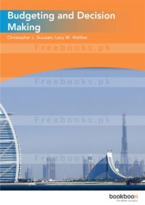 Budgeting and Decision Making Download free Book 1