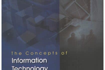 The Concepts of Information Technology